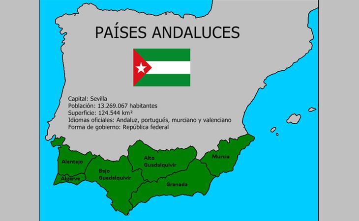 La nueva Andalucía
