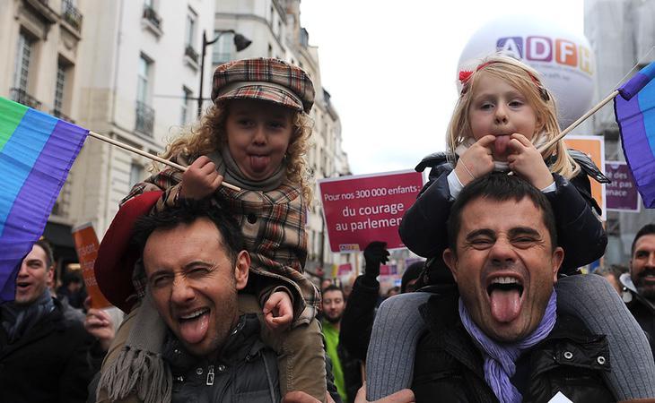 España, ejemplo en materia LGTBI