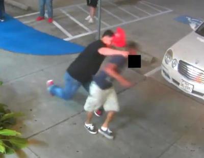 Nuevo y brutal reto viral: golpear en la cabeza a un desconocido hasta dejarlo inconsciente