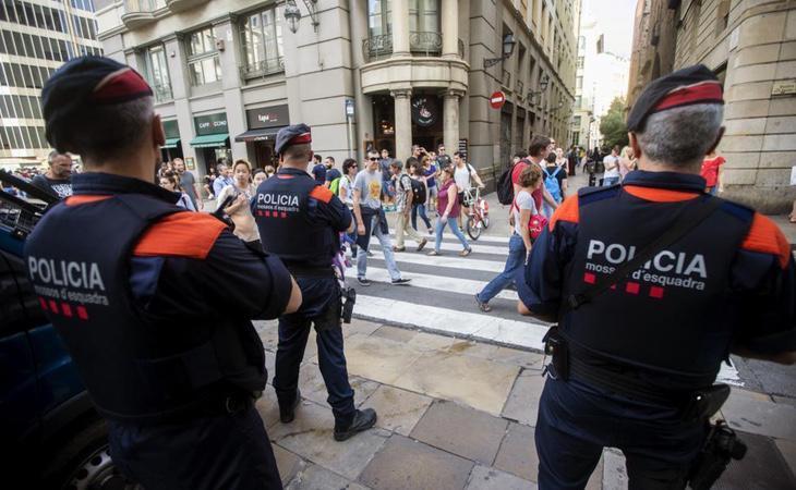El Gobierno se impresionó por la gran cantidad de armamento solicitado desde la Generalitat