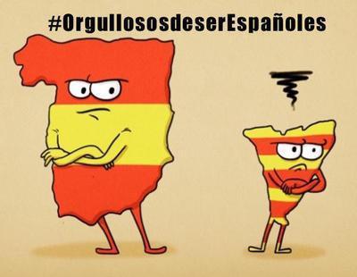 El Gobierno lanza el hashtag #OrgullososdeserEspañoles y las redes estallan