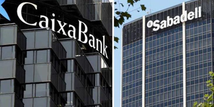 CaixaBank y Banco Sabadell han anunciado su salida del territorio catalán debido a la incerteza que está viviendo