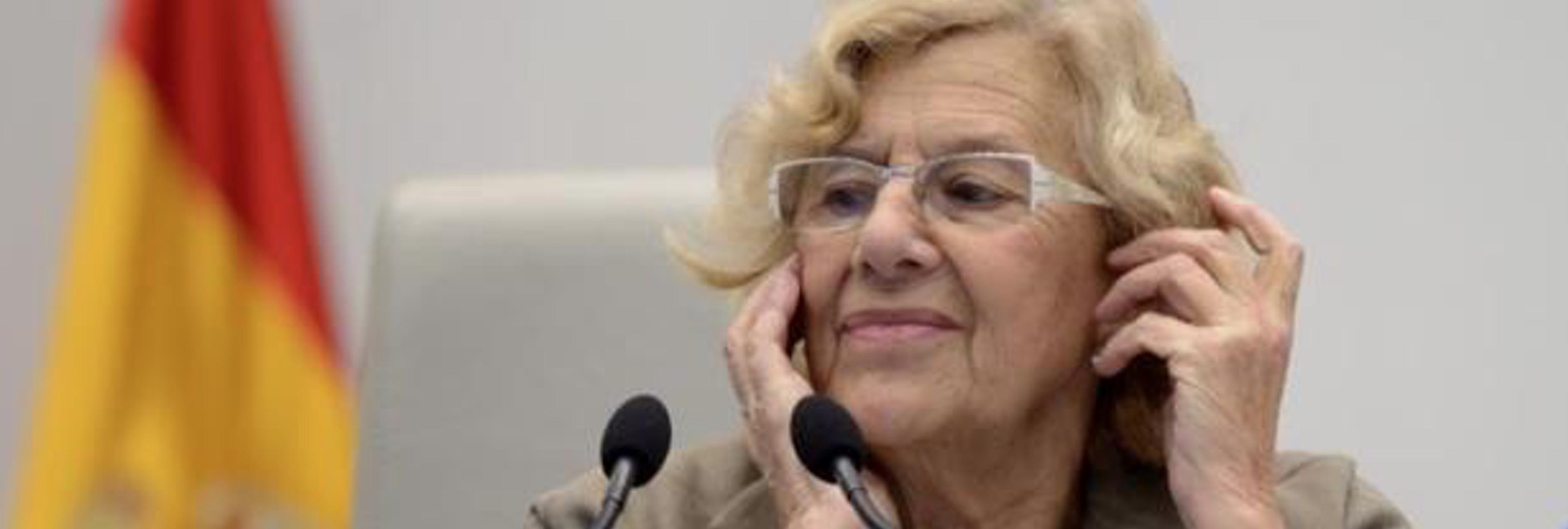 Recogida de firmas para que Carmena sea candidata a presidenta del Gobierno