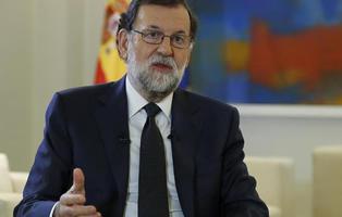 Rajoy se muestra dispuesto a tolerar la declaración de independencia de Cataluña