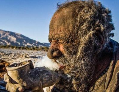 'El hombre más guarro del mundo': lleva más de 60 años sin ducharse y una salud envidiable