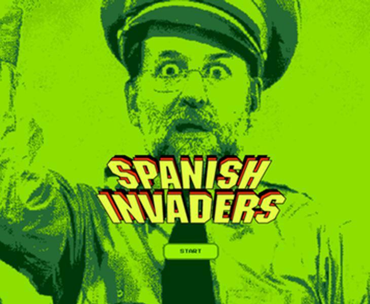 'Spanish invaders', el videojuego que circula por los foros independentistas