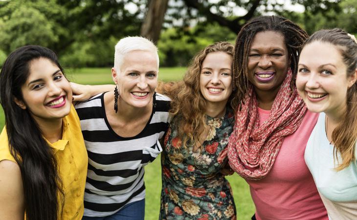 La hermandad entre mujeres es la mejor vía para luchar contra el machismo y las desigualdades