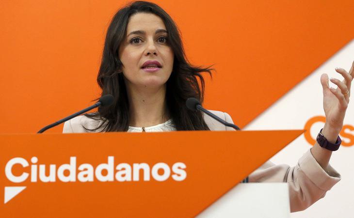 Inés Arrimadas ha sido víctimas de varios insultos y amenazas