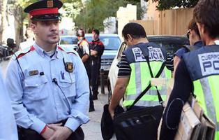 La Justicia no se fia de los Mossos: los sustituye por la Policía Nacional en sus sedes