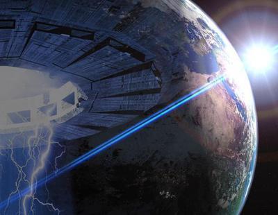 Un hombre asegura haber viajado desde 2048 para alertarnos sobre un ataque alienígena