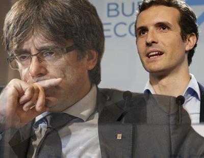El PP recuerda a Puigdemont que puede acabar como Companys: ¿encarcelado o fusilado?