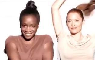 Dove retira un anuncio racista en el que convierten a una mujer negra en blanca con jabón