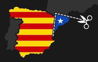 Cataluña podría quedar fuera de España: ¿Qué va a pasar el 10-O?
