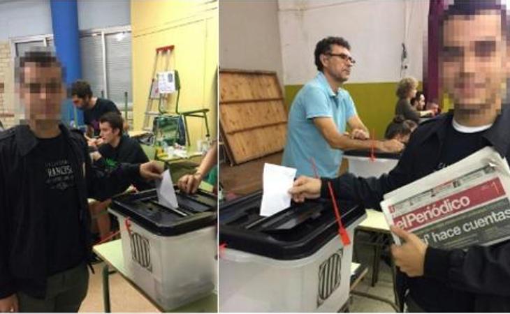 Puigdemont asegura que el 1-O hubo un censo fiable y operativo