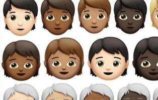 Llegan los emojis de género neutro