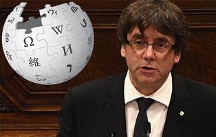 Wikipedia recoge los 8 segundos de la República Catalana como la más corta de la historia