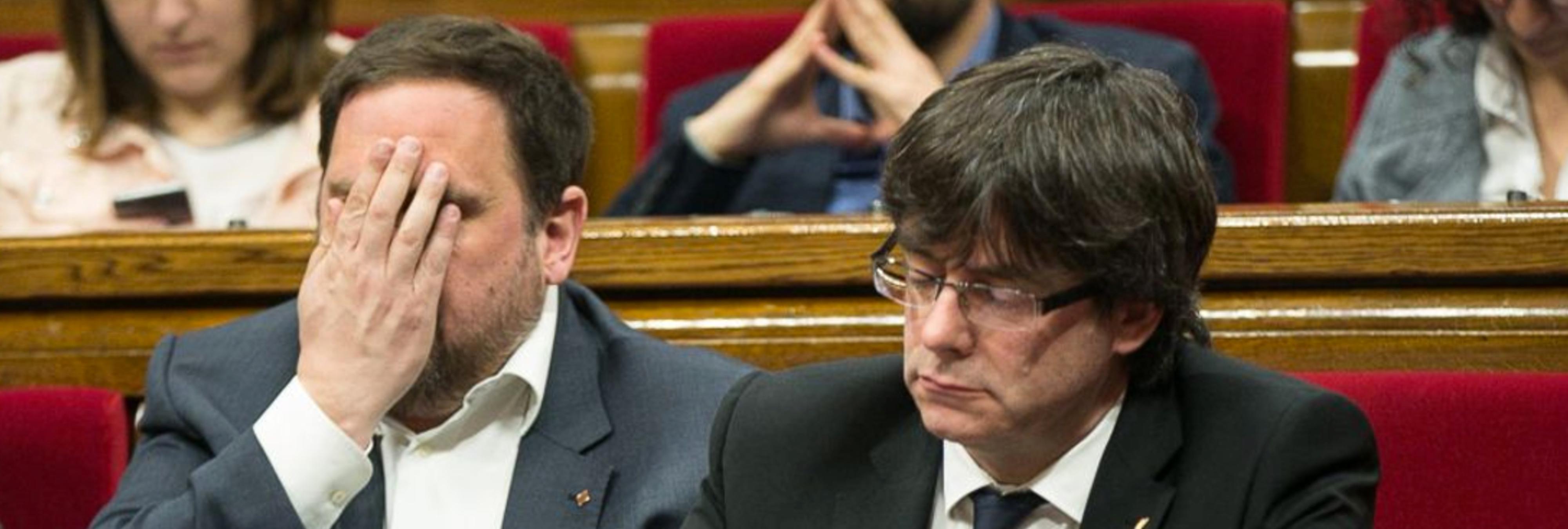 """Los mejores memes de la independencia """"sí pero no"""" de Cataluña"""