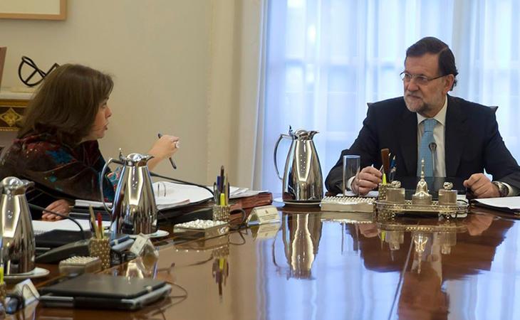 El requerimiento a Puigdemont se está redactando en estos momentos en Moncloa
