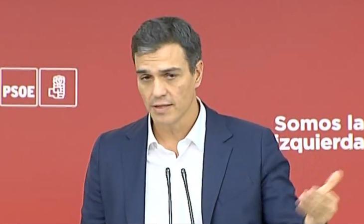 Pedro Sánchez considera que el Gobierno sí ha activado el artículo 155