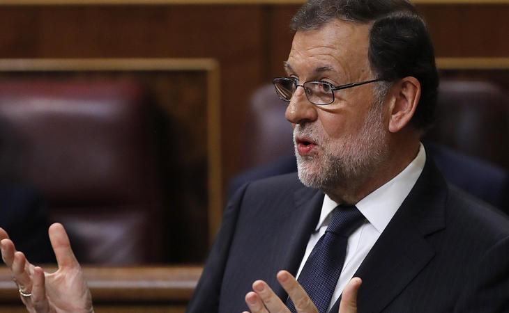 Rajoy da de plazo a Puigdemont hasta el lunes para que aclare si ha declarado la independencia