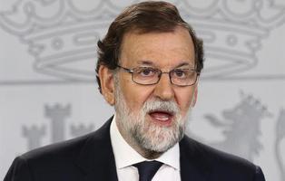 Mariano Rajoy enviará un requerimiento a Puigdemont para saber si hubo DUI