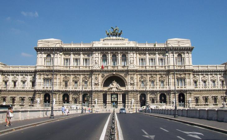 Tribunal de justicia italiano
