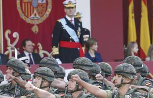 ¿Cuánto ha costado el desfile militar de la Fiesta Nacional del 12 de octubre?