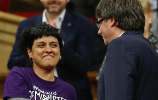 La CUP envía una carta a Puigdemont y lo presiona para que proclame la República Catalana