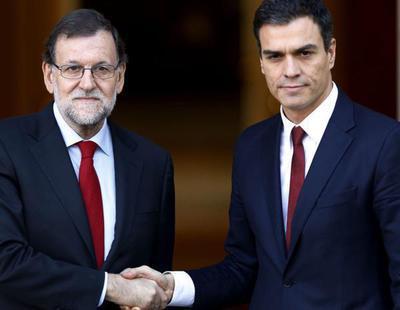 PP y PSOE coinciden en la solución al conflicto catalán: elecciones autonómicas