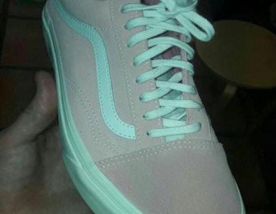 ¿De qué color es esta zapatilla? El nuevo reto visual que tiene a las redes desconcertadas