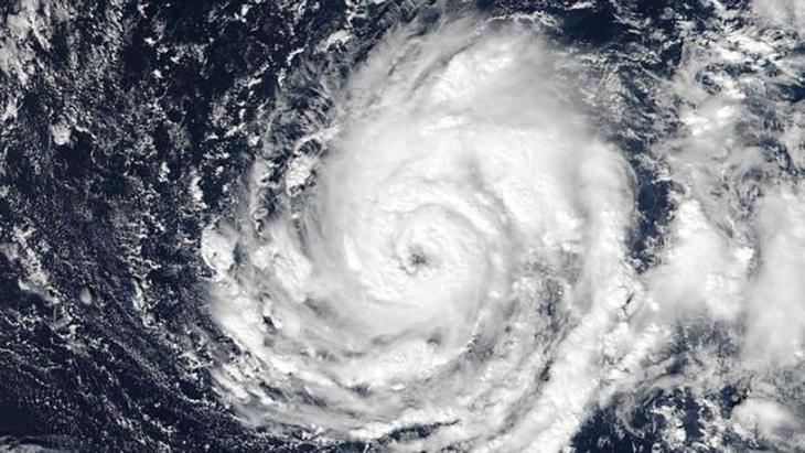 Galicia y Asturias van a ser los puntos españoles donde más se noten los efectos del huracán