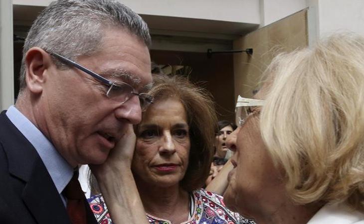 Manuela Carmena reducirá la deuda a niveles de 2004, cuando Gallardón comenzaba su mandato