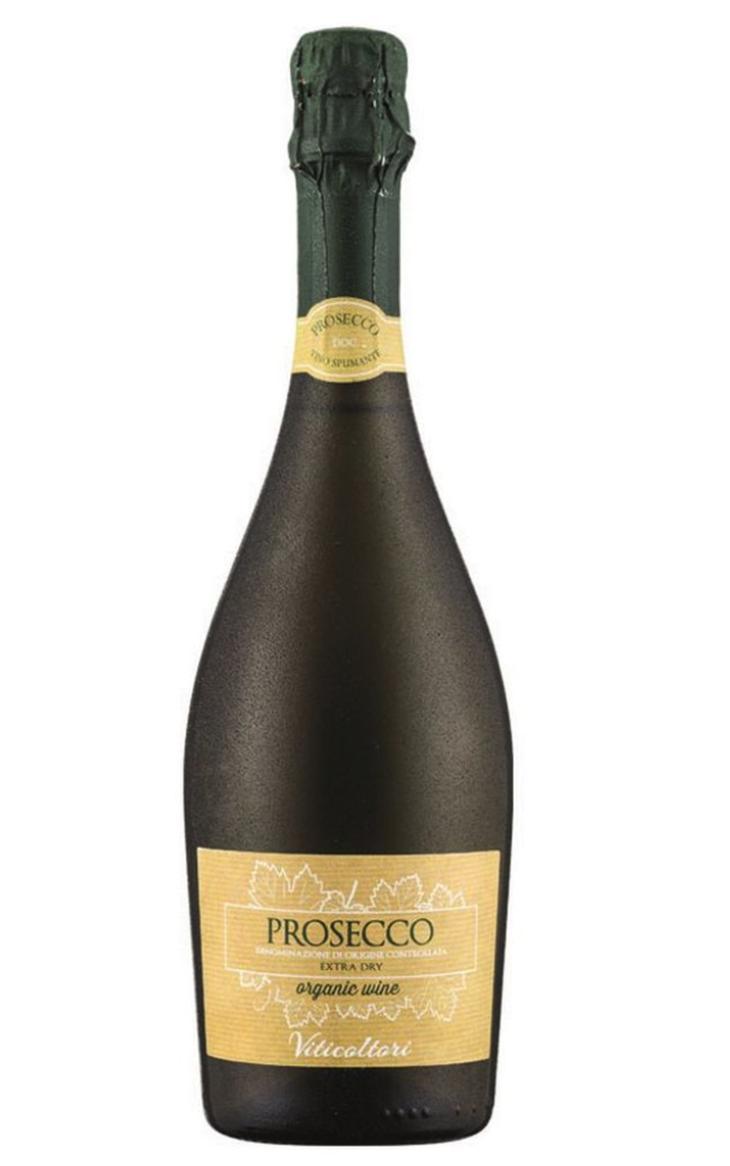 'Organic Prosecco Spumante'