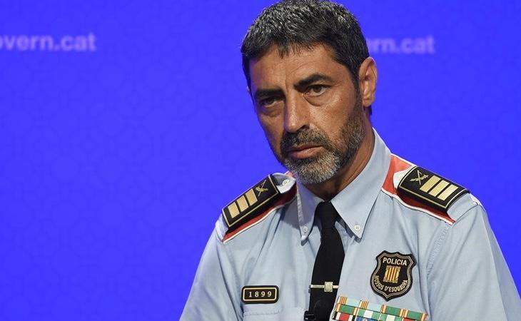 El Major Trapero está siendo procesado por la Audiencia Nacional. Los miembros del Govern podrían seguir su suerte