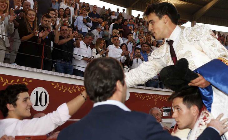 Froilán es fiel defensor de la unidad de España