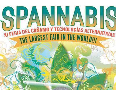 Requisan cannabis en la feria del cannabis de Madrid, celebrada en un edificio municipal