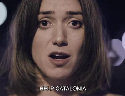 'Help Catalonia': el vídeo victimista y manipulador de los independentistas