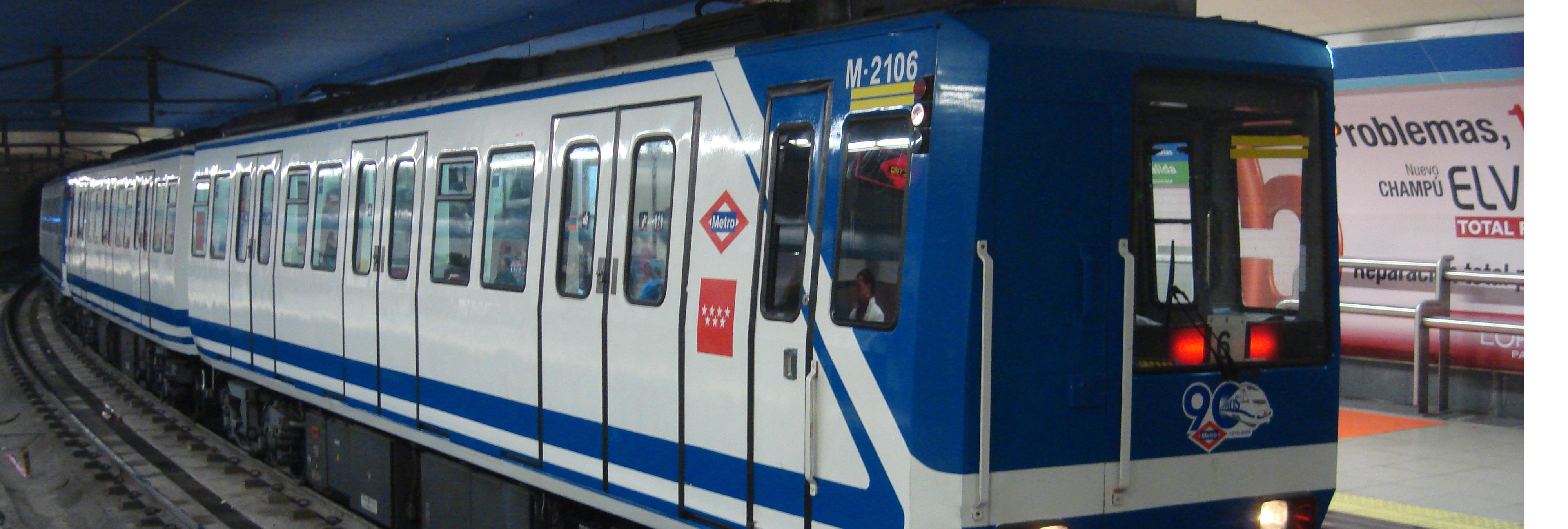 Un joven sufre una agresión homófoba en el metro de Madrid