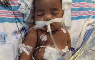 Paran un transplante de riñón vital para un niño de 2 años porque su padre está detenido