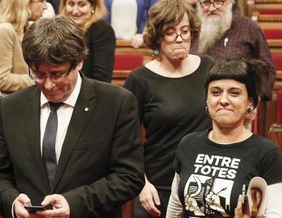 La CUP afirma que en unos días se proclamará la República sin votar en el Parlament