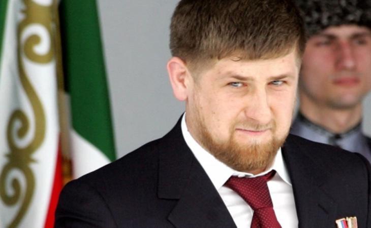 Ramzan Kadirov, presidente homófobo de Chechenia