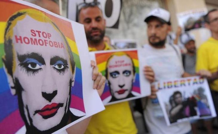 El país caucásico caza a los homosexuales ante la pasividad de Putin