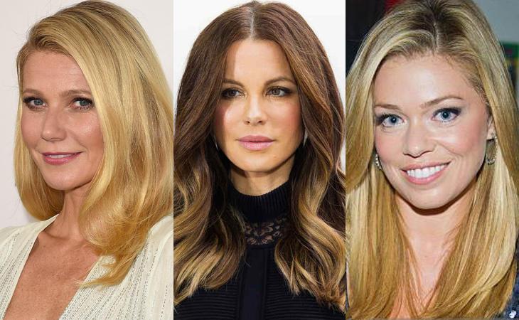 Gwyneth Paltrow,Kate Beckinsale y Lauren Sivan