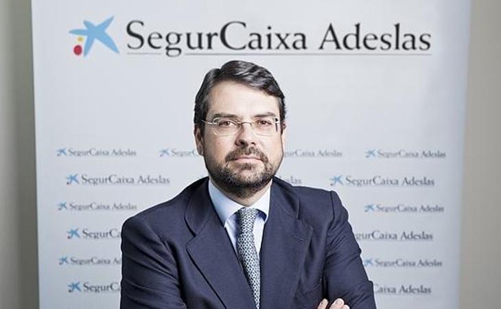 Javier Mira, director de SegurCaixa y Mutua Madrileña