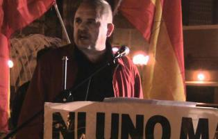 Un grupo de la ultraderecha fascista acosa a Mónica Oltra en su propia casa