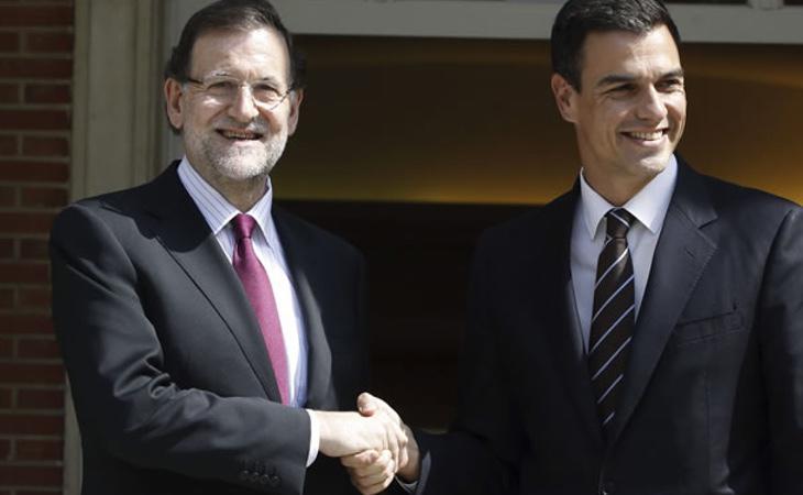 El PSOE y el Gobierno han trabajado en las medidas que adoptarán para poner en marcha el 155
