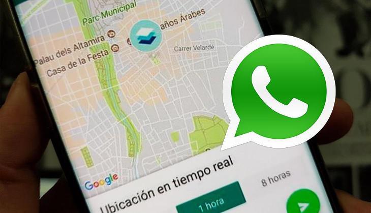 WhatsApp permitirá compartir ubicación en tiempo real