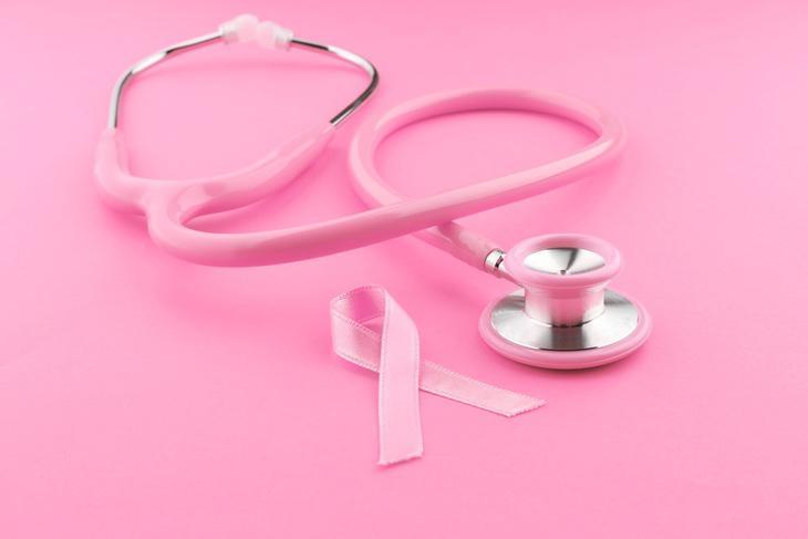 Resultado de imagen de icóno musica y cáncer de mama