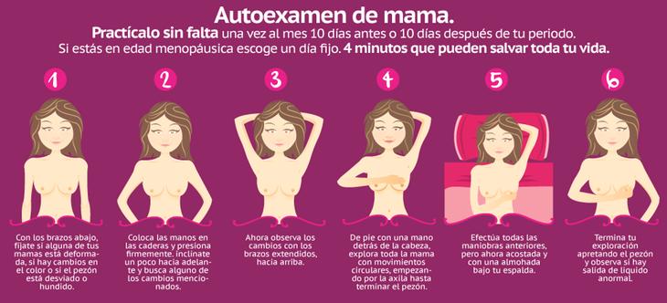 Autoexamen de mama