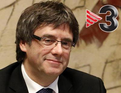 """La Generalitat elabora un informe para concluir que TV3 fue la cadena """"más plural"""" el 1-O"""